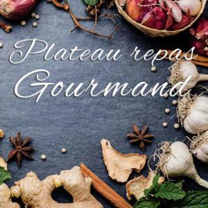 Plateau repas Gourmand